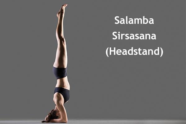 salamba sirsasana (headstand)