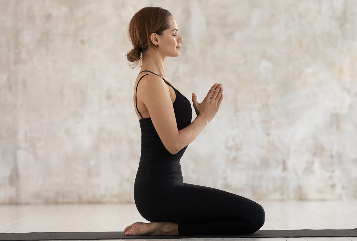 yoga for relieving anxiety
