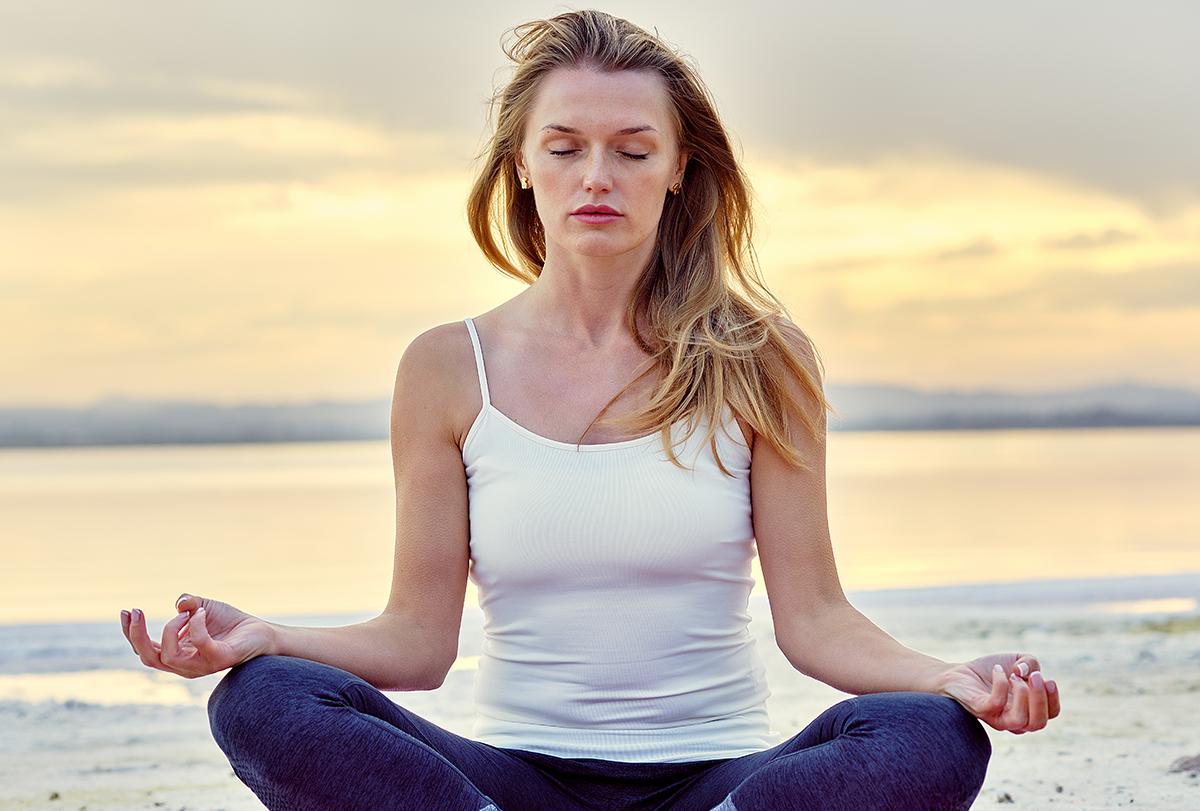 yoga for improved mental health