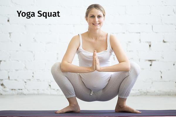yoga squats
