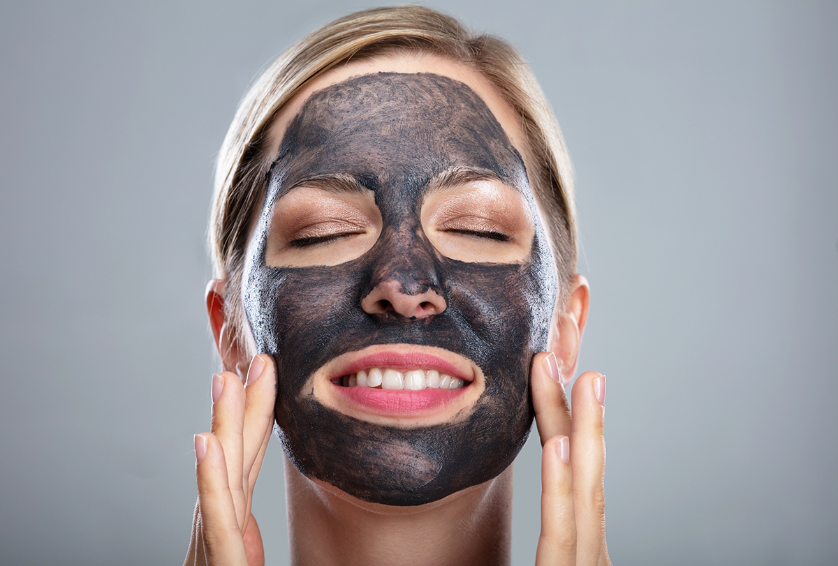 activated charcoal beauty uses