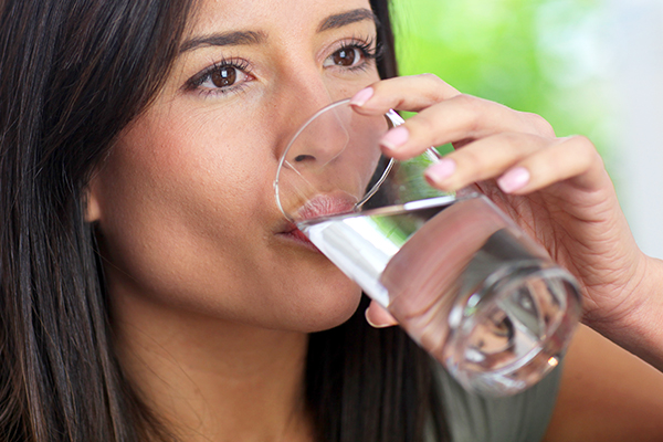 consume adequate water to hydrate your lips