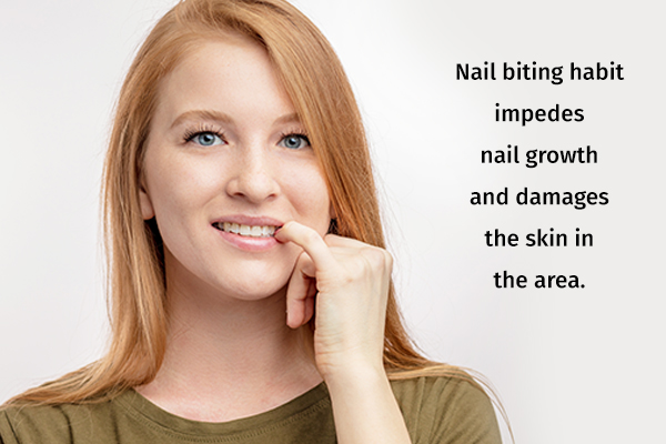 factors that can impede nail growth