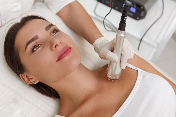 in-office treatments for chest acne