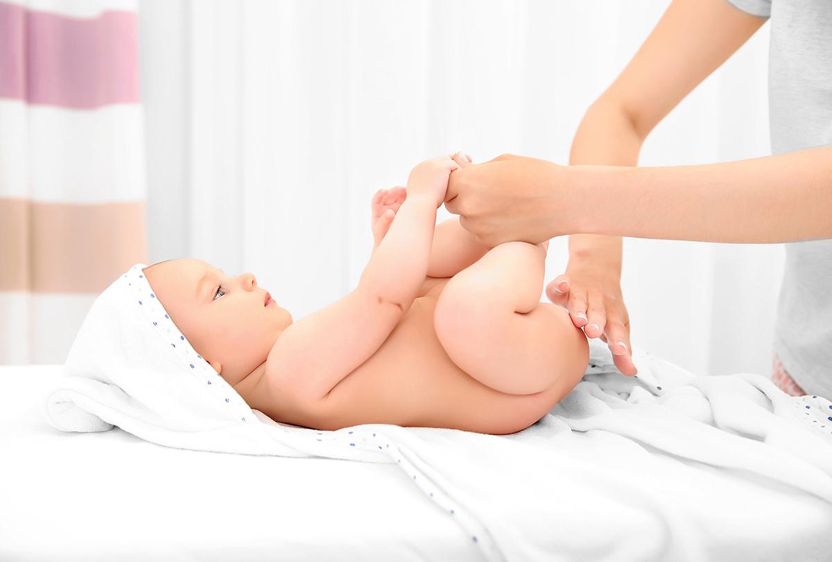 diaper rash treatment and management