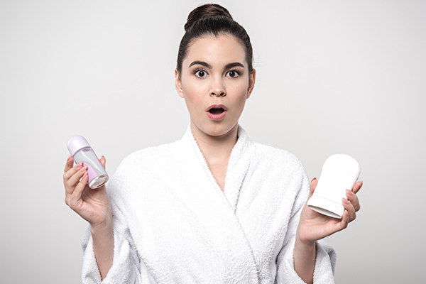 possibility of breast cancer due to deodorant/antiperspirant usage