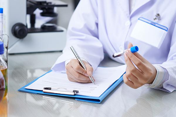 diagnosis of unwanted body hair (hirsutism)
