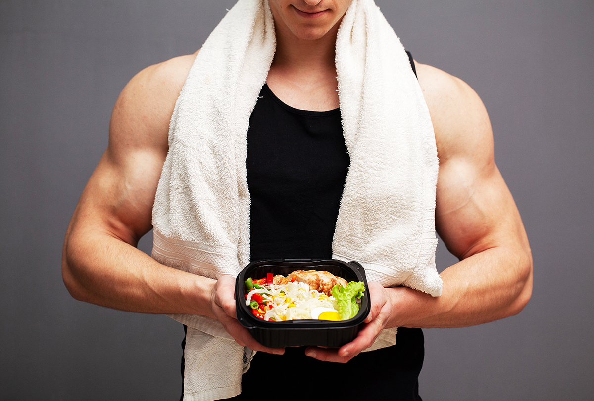 foods for muscle growth