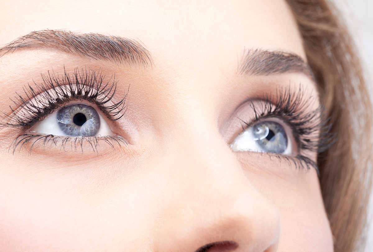grow thick and long eyelashes