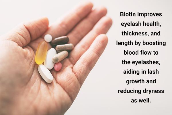 treatment to manage eyelash problems