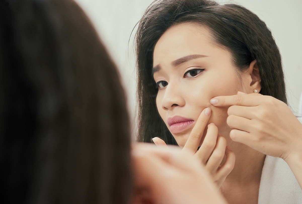 blind pimples causes and treatment