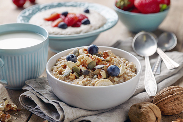 always eat fresh foods to avoid digestive ailments