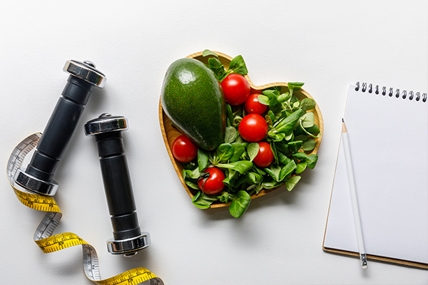 improve diet to promote better heart health