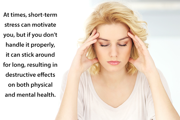 stress effects on human mind and body