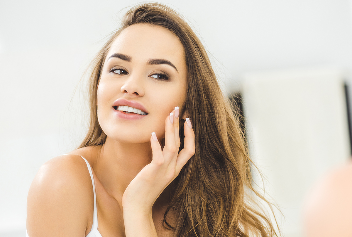 natural ingredients for skin, hair, and nails