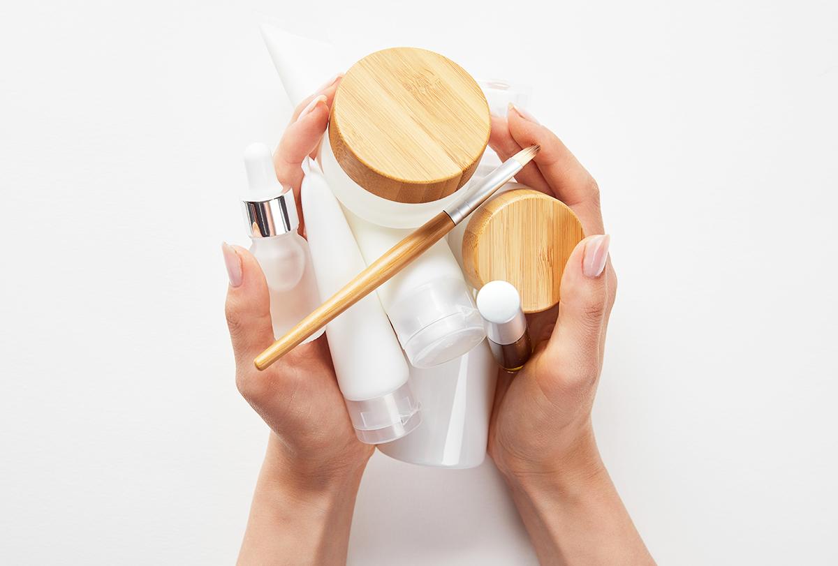 get rid of shoulder acne